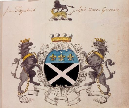 John Fitzpatrick, Lord Baron Gowran