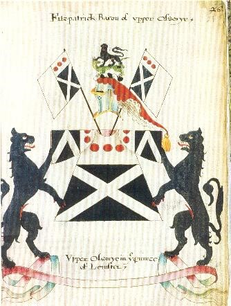 Fitzpatrick Baron of Upper Ossorye